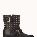 forever 21 studded boots
