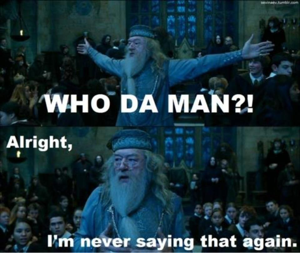 Love is the most important thing in life i mean dumbledore kept