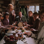 harry and the weasleys