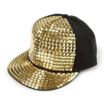 Stud Baseball Cap from claire's