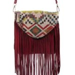 Fringe Cross Body Bag somethingmadison.com Summer item