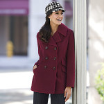 Peacoat from monroeandmain.com Fall item