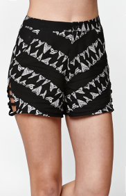 Casual Look RVCA Lower Deck Soft Shorts from Pac Sun