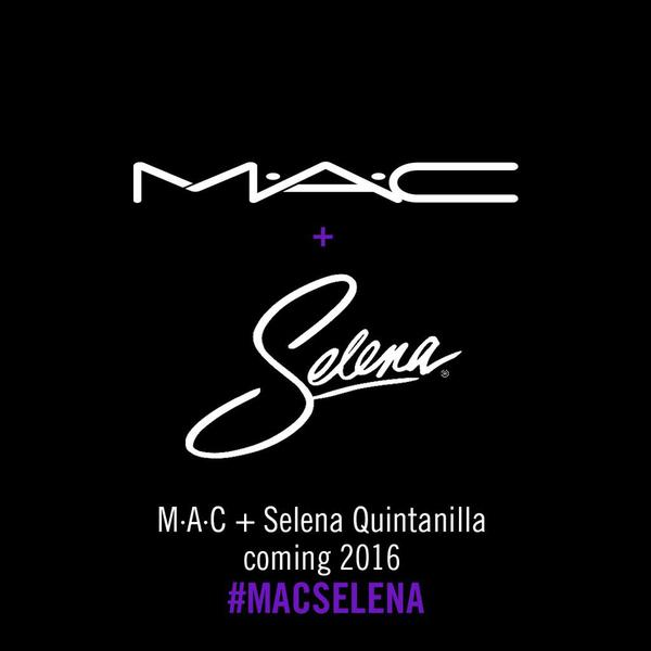mac selena collection
