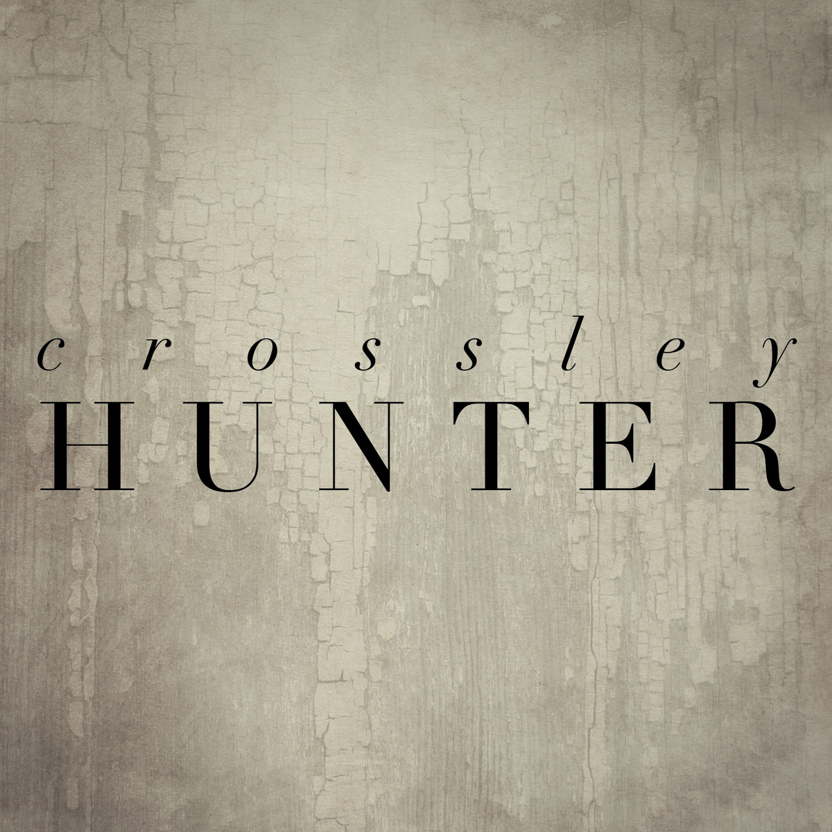 Crossley Hunter album cover