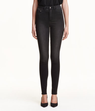 Uniform Look High Rise Jegging from H&M