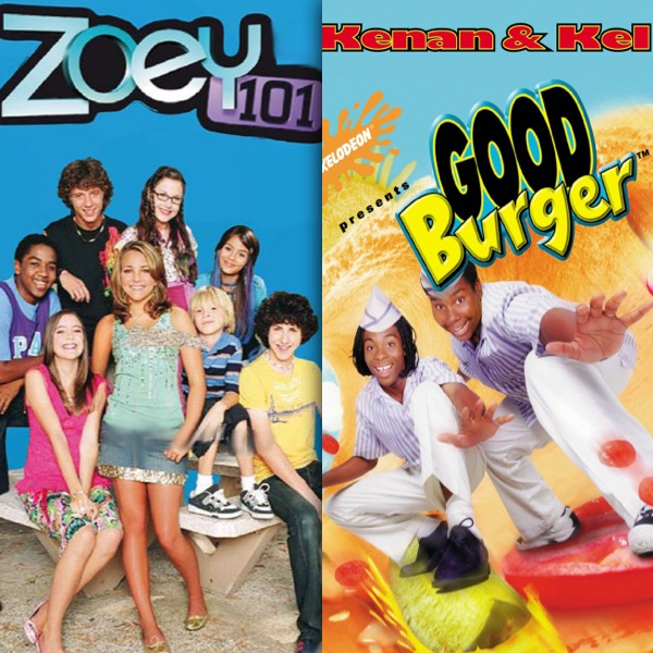 zoey 101 & good burger